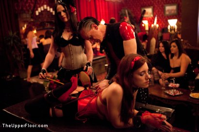 Photo number 8 from Valentine's Day shot for The Upper Floor on Kink.com. Featuring Jessie Cox, Kait Snow, Iona Grace, Cheyenne Jewel, Sparky Sin Claire, Danni Daniels and Chloe Camilla in hardcore BDSM & Fetish porn.