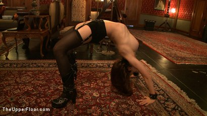 Photo number 12 from Service Day: Iona shot for The Upper Floor on Kink.com. Featuring Iona Grace in hardcore BDSM & Fetish porn.