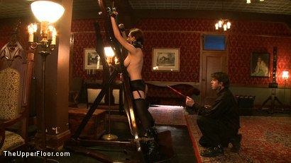 Photo number 9 from Service Day: Iona shot for The Upper Floor on Kink.com. Featuring Iona Grace in hardcore BDSM & Fetish porn.