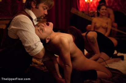 Photo number 12 from How many times can one man cum? shot for The Upper Floor on Kink.com. Featuring Marco Banderas, Jynx Maze, Kristina Rose, Jessie Cox and Nicki Blue in hardcore BDSM & Fetish porn.