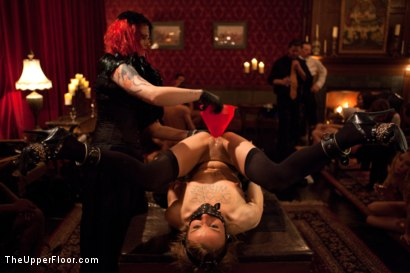Photo number 21 from How many times can one man cum? shot for The Upper Floor on Kink.com. Featuring Marco Banderas, Jynx Maze, Kristina Rose, Jessie Cox and Nicki Blue in hardcore BDSM & Fetish porn.