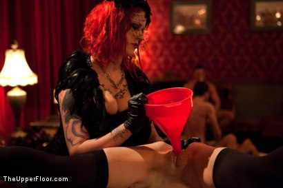 Photo number 8 from How many times can one man cum? shot for The Upper Floor on Kink.com. Featuring Marco Banderas, Jynx Maze, Kristina Rose, Jessie Cox and Nicki Blue in hardcore BDSM & Fetish porn.