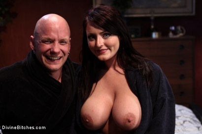 Photo number 9 from Mistress Sophie Dee owns your cock! shot for Divine Bitches on Kink.com. Featuring Sophie Dee and Chad Rock in hardcore BDSM & Fetish porn.