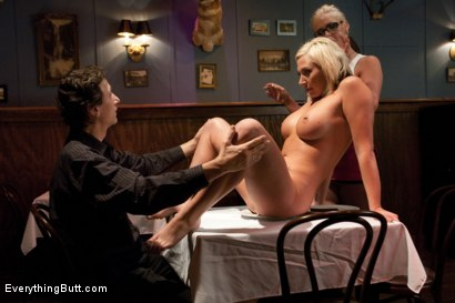 Photo number 12 from Anal Slut A La Mode shot for Everything Butt on Kink.com. Featuring Phoenix Marie, Steve Holmes and Skylar Price in hardcore BDSM & Fetish porn.