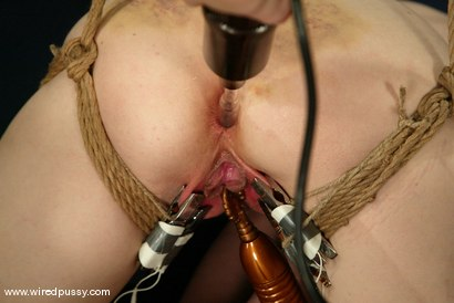Photo number 6 from Kendra James shot for Wired Pussy on Kink.com. Featuring Kendra James in hardcore BDSM & Fetish porn.
