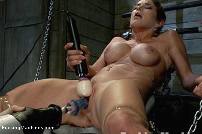Photo number 15 from Criminal Fucking <br> Felony comes to FuckingMachines.com shot for Fucking Machines on Kink.com. Featuring Felony in hardcore BDSM & Fetish porn.