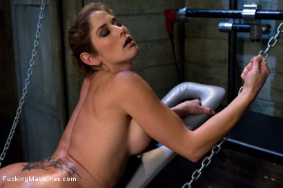 Photo number 11 from Criminal Fucking <br> Felony comes to FuckingMachines.com shot for Fucking Machines on Kink.com. Featuring Felony in hardcore BDSM & Fetish porn.