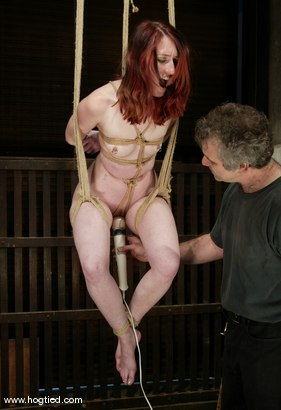 Photo number 14 from Kendra James and Torque shot for Hogtied on Kink.com. Featuring Kendra James and Torque in hardcore BDSM & Fetish porn.