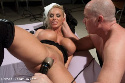 Photo number 7 from Coma Patient shot for Sex And Submission on Kink.com. Featuring Mark Davis and Holly Halston in hardcore BDSM & Fetish porn.