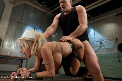 Photo number 10 from Coma Patient shot for Sex And Submission on Kink.com. Featuring Mark Davis and Holly Halston in hardcore BDSM & Fetish porn.