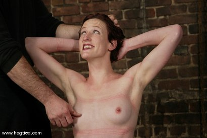 Photo number 1 from Nina and Torque shot for Hogtied on Kink.com. Featuring Nina and Torque in hardcore BDSM & Fetish porn.