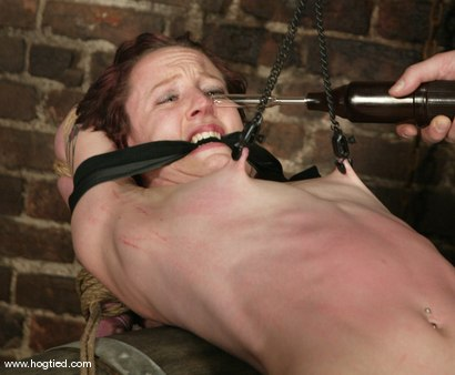 Photo number 9 from Nina and Torque shot for Hogtied on Kink.com. Featuring Nina and Torque in hardcore BDSM & Fetish porn.