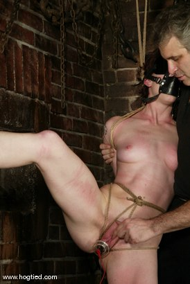 Photo number 5 from Nina and Torque shot for Hogtied on Kink.com. Featuring Nina and Torque in hardcore BDSM & Fetish porn.
