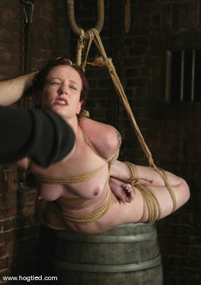 Photo number 10 from Nina and Torque shot for Hogtied on Kink.com. Featuring Nina and Torque in hardcore BDSM & Fetish porn.