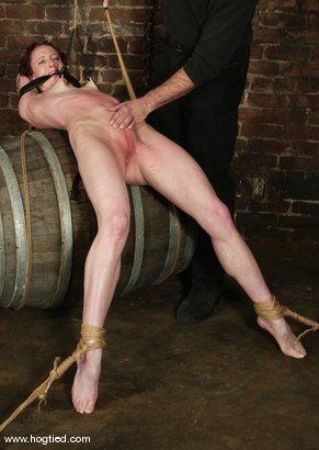 Photo number 8 from Nina and Torque shot for Hogtied on Kink.com. Featuring Nina and Torque in hardcore BDSM & Fetish porn.