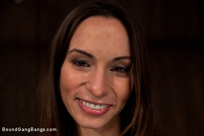 Photo number 1 from Amber Rayne shot for Bound Gang Bangs on Kink.com. Featuring Amber Rayne in hardcore BDSM & Fetish porn.