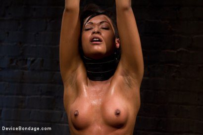 Photo number 1 from Part 1: Orgasmic Defeat shot for Device Bondage on Kink.com. Featuring Skin Diamond in hardcore BDSM & Fetish porn.
