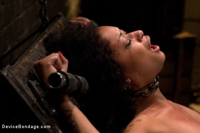 Photo number 15 from Part 1: Orgasmic Defeat shot for Device Bondage on Kink.com. Featuring Skin Diamond in hardcore BDSM & Fetish porn.