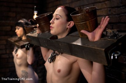 Photo number 1 from Final Exam-muscles and sparky shot for The Training Of O on Kink.com. Featuring Cheyenne Jewel and Sparky Sin Claire in hardcore BDSM & Fetish porn.