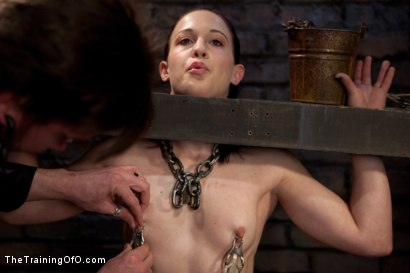 Photo number 15 from Final Exam-muscles and sparky shot for The Training Of O on Kink.com. Featuring Cheyenne Jewel and Sparky Sin Claire in hardcore BDSM & Fetish porn.
