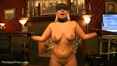 Photo number 9 from Slave Dismissal shot for The Upper Floor on Kink.com. Featuring Jessie Cox, Iona Grace, Kait Snow and Sophie Monroe in hardcore BDSM & Fetish porn.