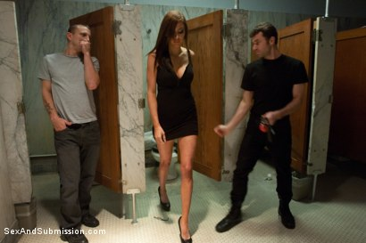 Photo number 1 from Best of SAS: Princess Donna Destroyed!!! shot for Sex And Submission on Kink.com. Featuring Princess Donna Dolore, James Deen and Mr. Pete in hardcore BDSM & Fetish porn.