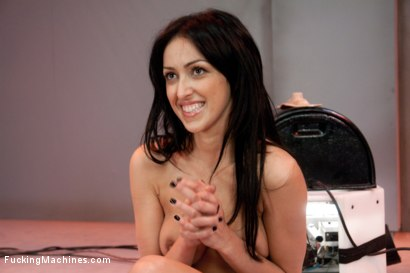 Photo number 15 from Alien Machines Take Breanne Benson To Orbit Orgasms shot for Fucking Machines on Kink.com. Featuring Breanne Benson in hardcore BDSM & Fetish porn.