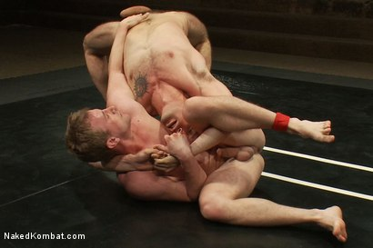 Photo number 9 from DJ vs Cameron shot for Naked Kombat on Kink.com. Featuring Cameron Adams and DJ in hardcore BDSM & Fetish porn.