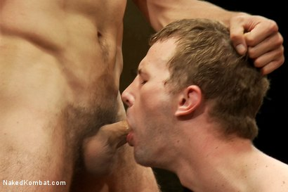 Photo number 11 from DJ vs Cameron shot for Naked Kombat on Kink.com. Featuring Cameron Adams and DJ in hardcore BDSM & Fetish porn.