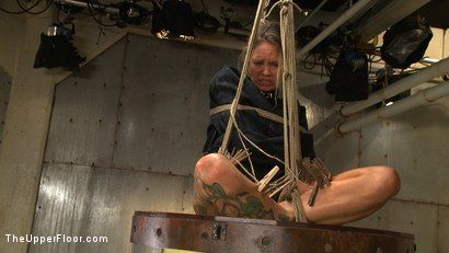 Photo number 25 from The Destruction of Rain DeGrey shot for The Upper Floor on Kink.com. Featuring Rain DeGrey and Sophie Monroe in hardcore BDSM & Fetish porn.