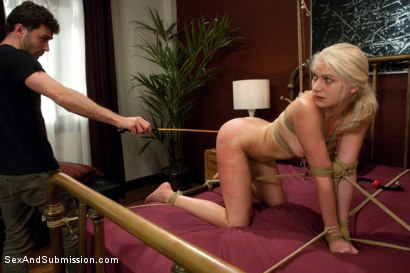 Photo number 9 from The Gold Digger shot for Sex And Submission on Kink.com. Featuring James Deen and Natasha Lyn in hardcore BDSM & Fetish porn.