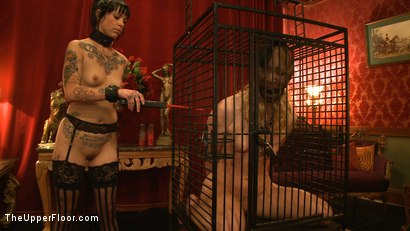 Photo number 6 from Service Day: Trust shot for The Upper Floor on Kink.com. Featuring Jessie Cox, Iona Grace, Sparky Sin Claire and Nicki Blue in hardcore BDSM & Fetish porn.