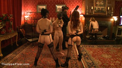 Photo number 17 from Service Day: Trust shot for The Upper Floor on Kink.com. Featuring Jessie Cox, Iona Grace, Sparky Sin Claire and Nicki Blue in hardcore BDSM & Fetish porn.