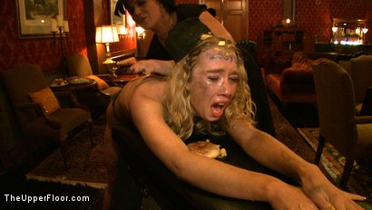 Photo number 6 from Sophie's Tea Party shot for The Upper Floor on Kink.com. Featuring Iona Grace, Sophie Monroe, Nicki Blue and Sparky Sin Claire in hardcore BDSM & Fetish porn.