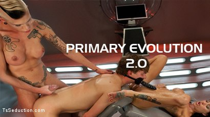 Primary Evolution 2.0: Sci-Fi Feature Update with HOT Ts/boy/girl Thre