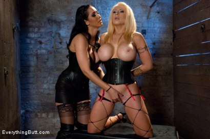 Photo number 1 from Candy Manson's Anal Domination shot for Everything Butt on Kink.com. Featuring Isis Love, Candy Manson and Derrick Pierce in hardcore BDSM & Fetish porn.