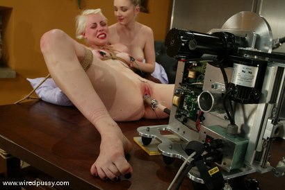 Photo number 14 from Lorelei Lee shot for Wired Pussy on Kink.com. Featuring Lorelei Lee in hardcore BDSM & Fetish porn.