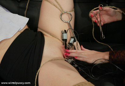 Photo number 12 from Lorelei Lee shot for Wired Pussy on Kink.com. Featuring Lorelei Lee in hardcore BDSM & Fetish porn.