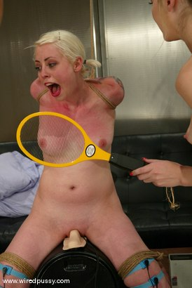 Photo number 4 from Lorelei Lee shot for Wired Pussy on Kink.com. Featuring Lorelei Lee in hardcore BDSM & Fetish porn.