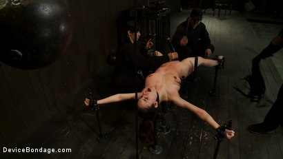 Photo number 15 from Curvaceous Red Head shot for Device Bondage on Kink.com. Featuring Iona Grace and Isis Love in hardcore BDSM & Fetish porn.
