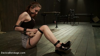 Photo number 8 from Curvaceous Red Head shot for Device Bondage on Kink.com. Featuring Iona Grace and Isis Love in hardcore BDSM & Fetish porn.