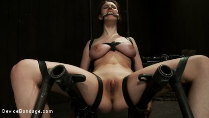 Photo number 1 from She Deserves it shot for Device Bondage on Kink.com. Featuring Iona Grace and Isis Love in hardcore BDSM & Fetish porn.