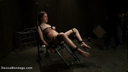 Photo number 12 from She Deserves it shot for Device Bondage on Kink.com. Featuring Iona Grace and Isis Love in hardcore BDSM & Fetish porn.