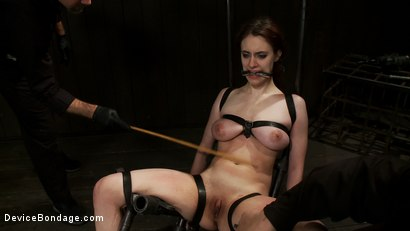 Photo number 14 from She Deserves it shot for Device Bondage on Kink.com. Featuring Iona Grace and Isis Love in hardcore BDSM & Fetish porn.