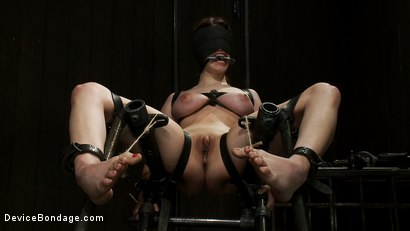 Photo number 5 from She Deserves it shot for Device Bondage on Kink.com. Featuring Iona Grace and Isis Love in hardcore BDSM & Fetish porn.