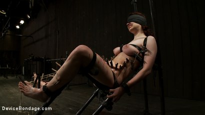 Photo number 10 from She Deserves it shot for Device Bondage on Kink.com. Featuring Iona Grace and Isis Love in hardcore BDSM & Fetish porn.