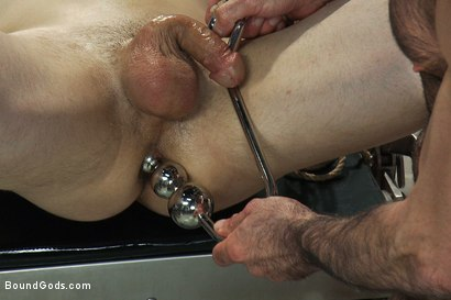 Photo number 9 from A young private endures a brutal Army physical shot for Bound Gods on Kink.com. Featuring Nick Moretti and Jeof Pierson in hardcore BDSM & Fetish porn.