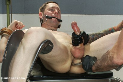 Photo number 7 from A young private endures a brutal Army physical shot for Bound Gods on Kink.com. Featuring Nick Moretti and Jeof Pierson in hardcore BDSM & Fetish porn.