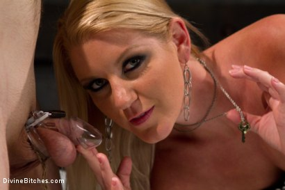 Photo number 5 from Most humiliating cuckold reality ever documented! shot for Divine Bitches on Kink.com. Featuring Ashley Edmonds, Shaun Diesel , Matt Williams, Van Darkholme and Will Jasper in hardcore BDSM & Fetish porn.