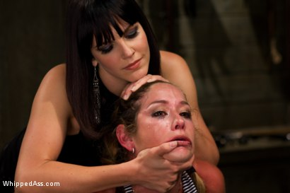 Photo number 3 from A Few Of Felony's Favorite Things shot for Whipped Ass on Kink.com. Featuring Bobbi Starr and Felony in hardcore BDSM & Fetish porn.